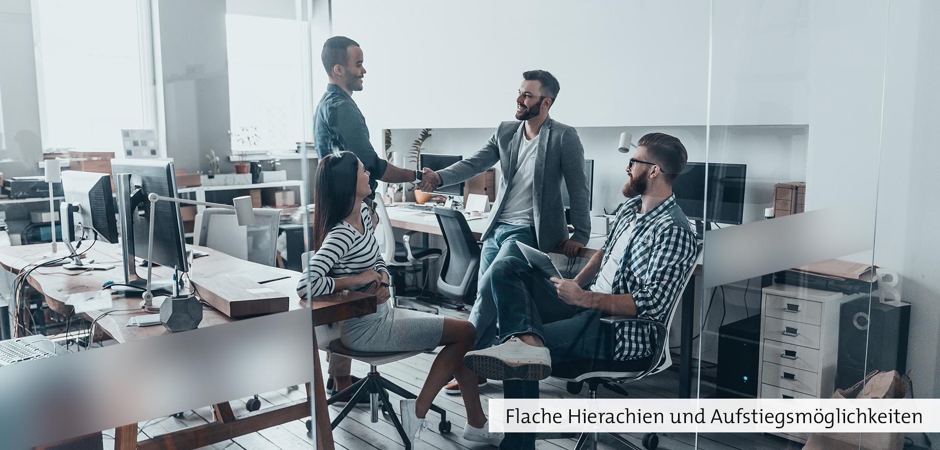 Flache_Hierachie